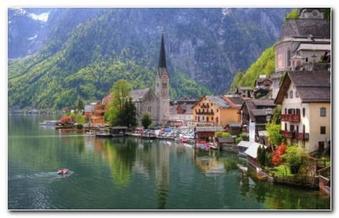 Austria City HD Wallpaper