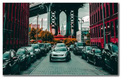 Auto Parking HD Wallpaper