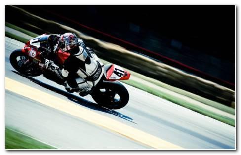 Auto Racing HD Wallpaper