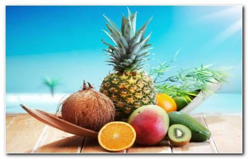 Avocado Pineapple many other HD wallpaper