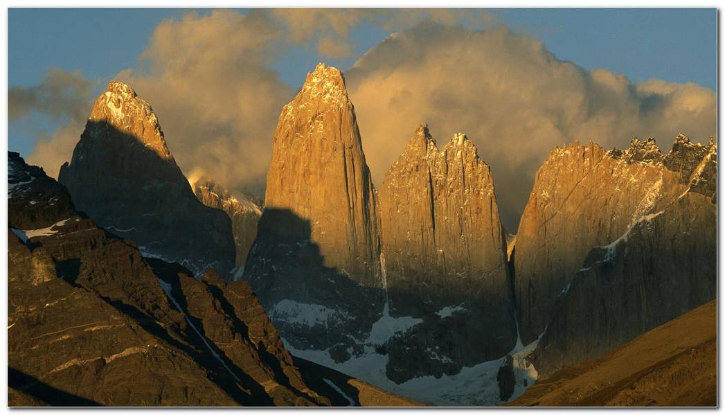 Awesome Chilean Nature Wallpapers Background