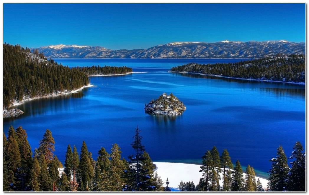 Awesome Lake Tahoe Wallpaper