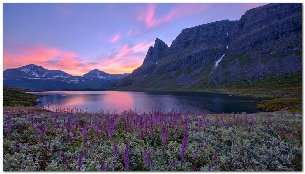 Awesome Norwegian Nature Wallpapers Background Image