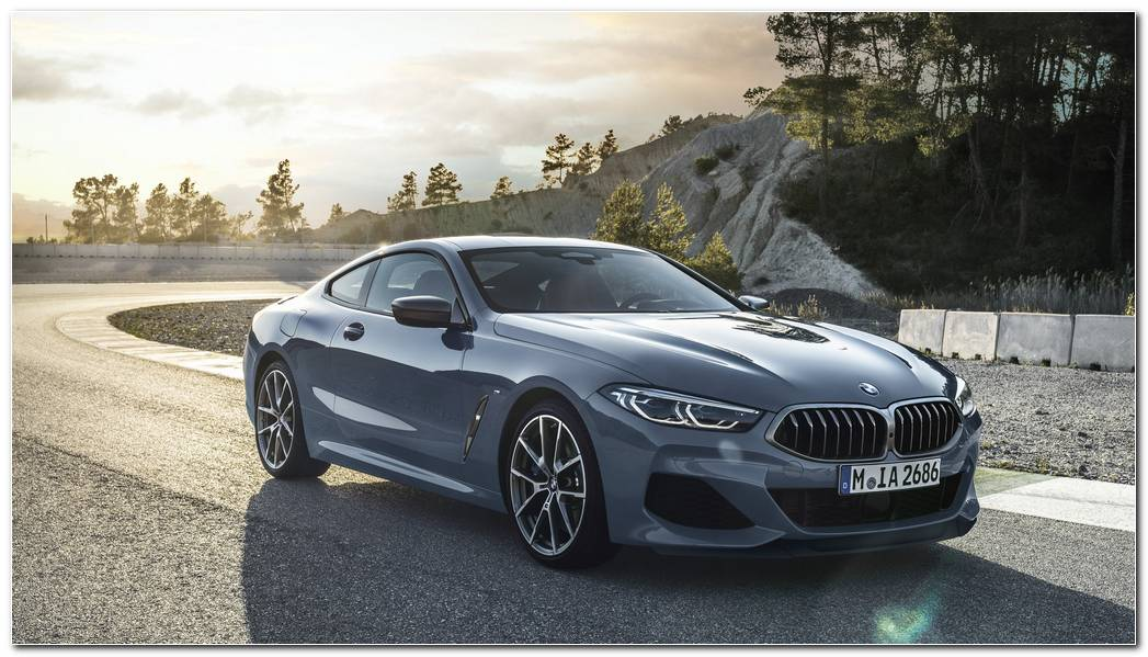 BMW 8 Wallpapers