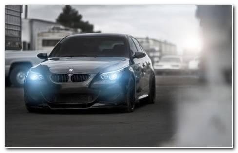 BMW M5 E60 HD Wallpaper