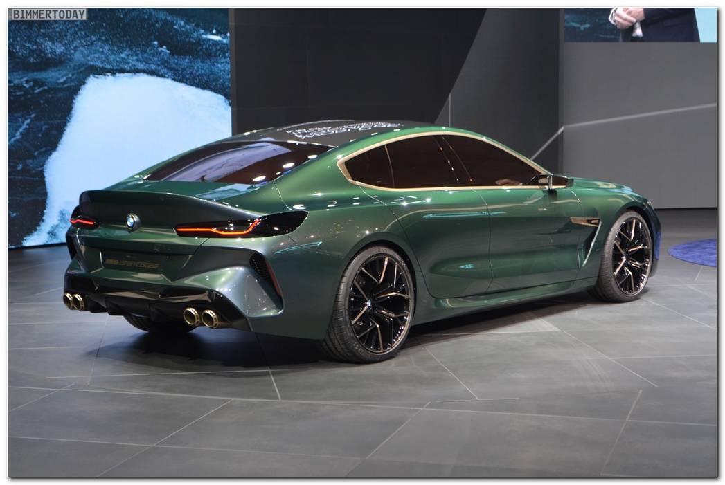 BMW M8 Gran Images