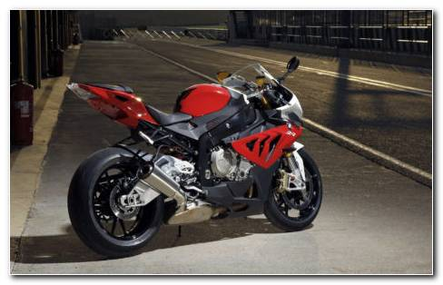 BMW S1000RR HD Wallpaper