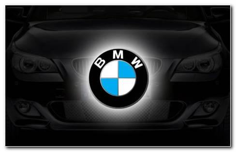 BMW Logo Art HD Wallpaper