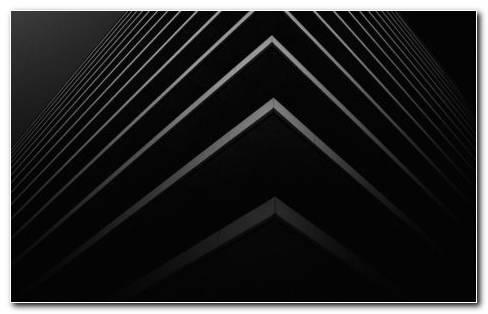 BW Symmetry HD Wallpaper