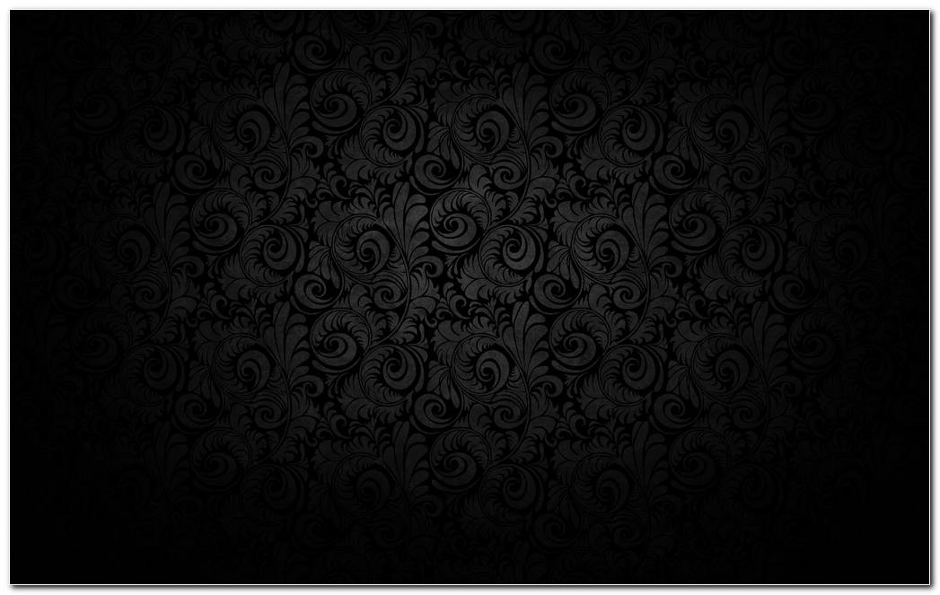 Background Cool Black Wallpaper