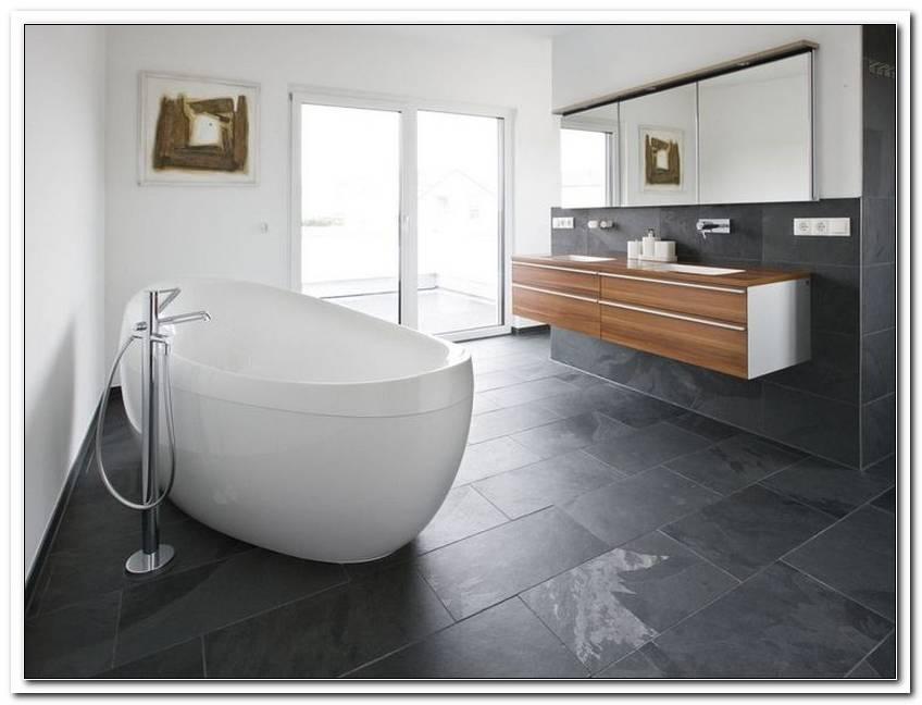 Badezimmer Anthrazit Und Wei? Modern