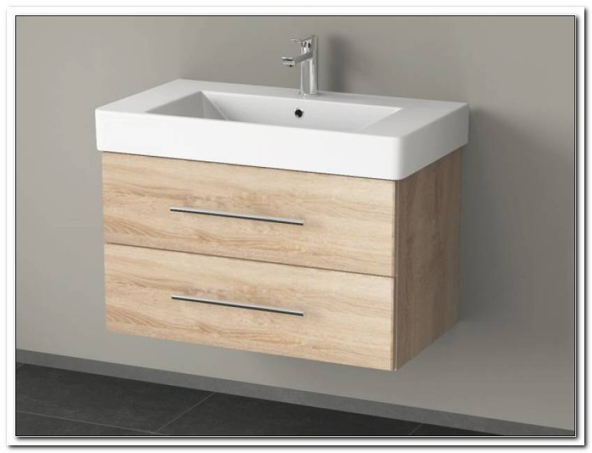 Badezimmer Unterschrank 80 Cm Breit