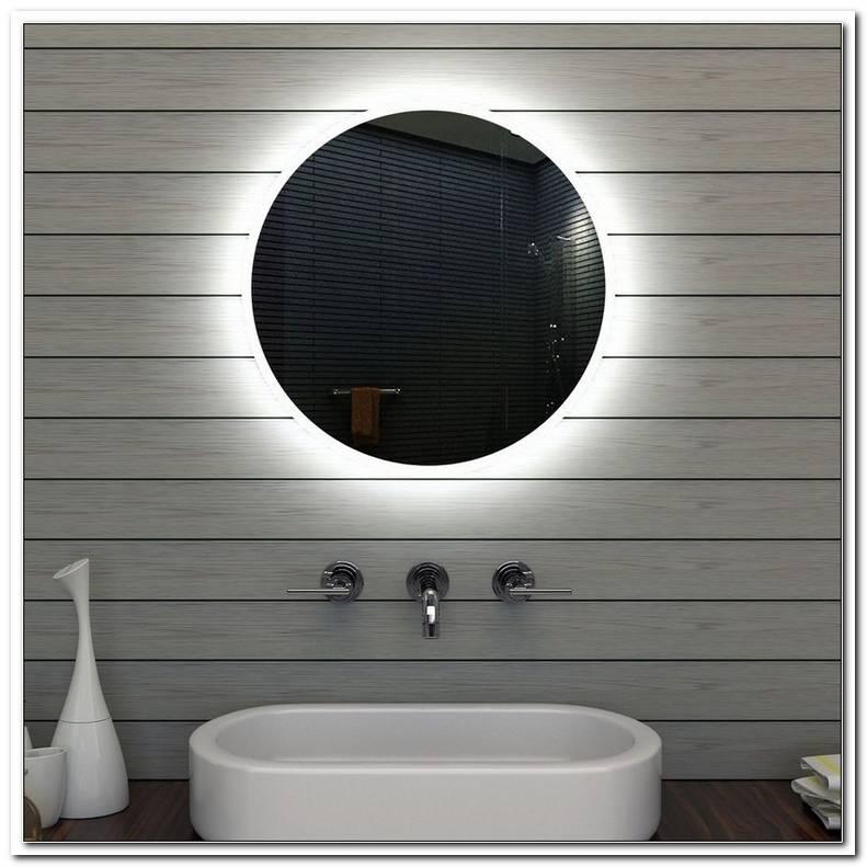 Badspiegel Mit Beleuchtung Rund