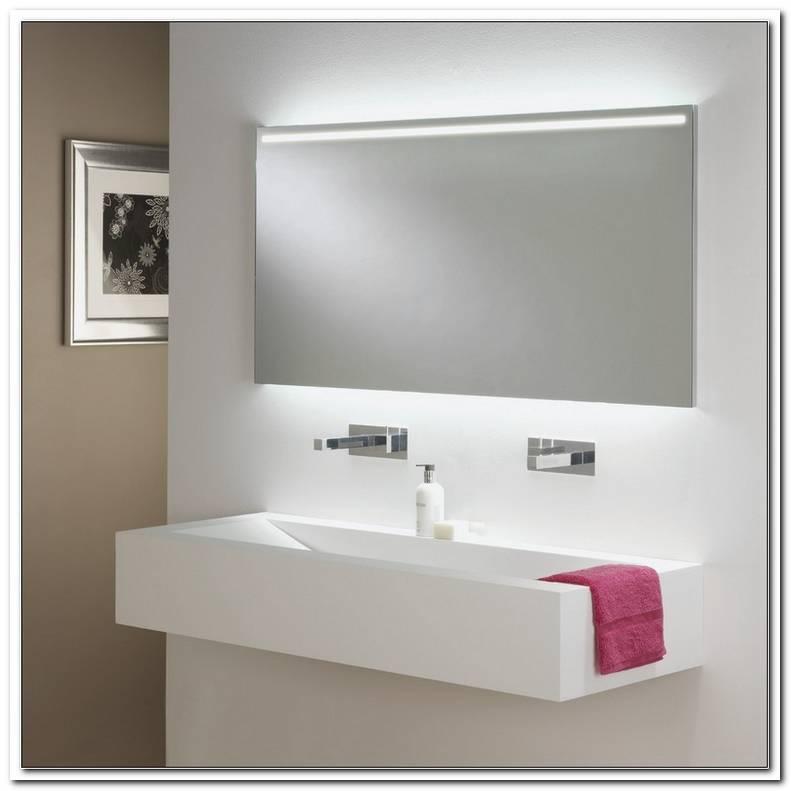 Badspiegel Mit Integrierter Beleuchtung