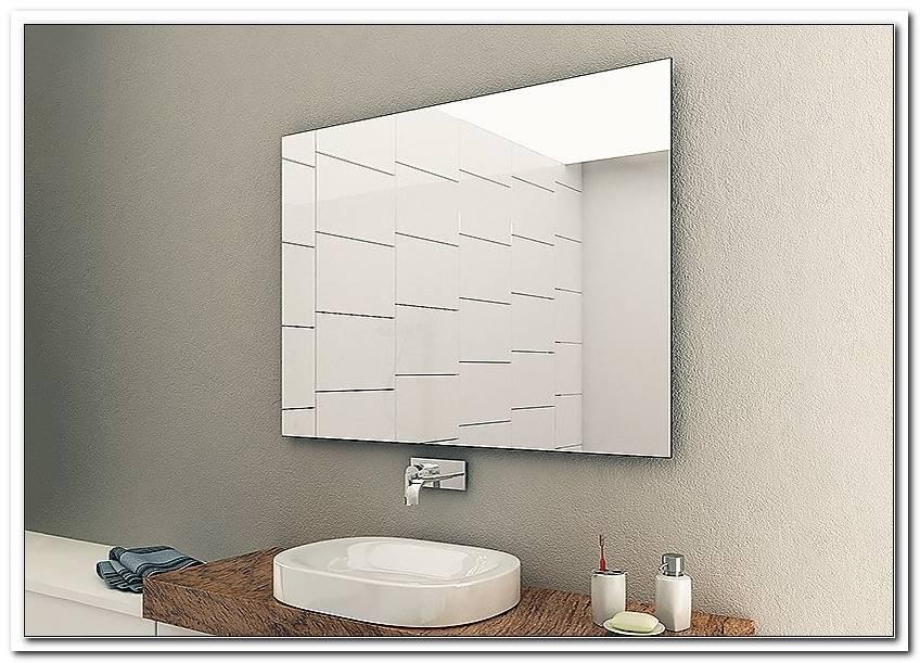 Badspiegel Ohne Beleuchtung