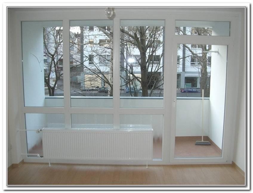 Balkont?R Mit Fenster