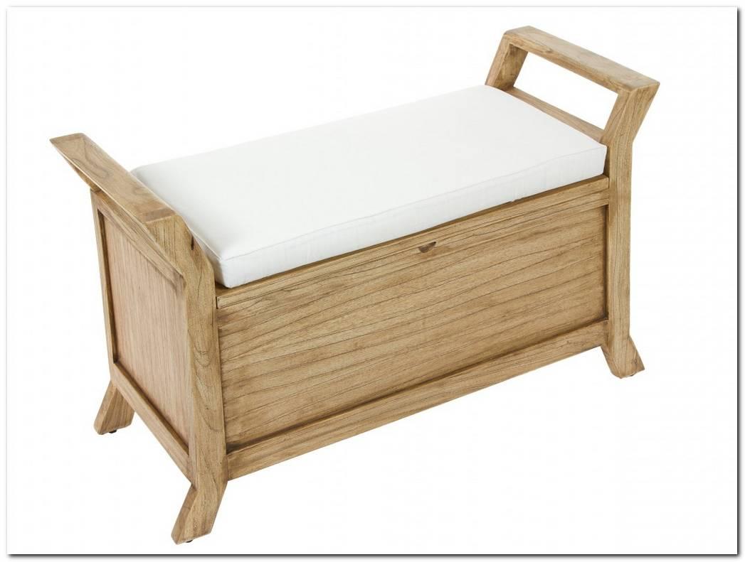 Banco Baul Para Dormitorio