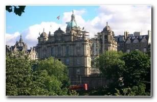 Bank Of Scotland HD Wallpaper