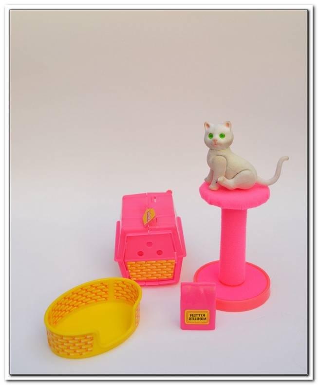 Barbie Schlafzimmer 80er