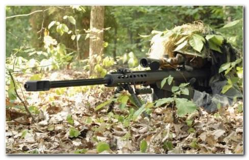Barrett M107 HD wallpaper
