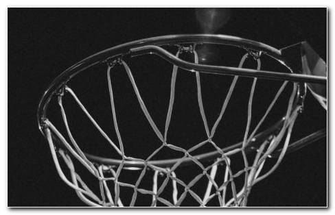 Basketball Net HD Wallpaper