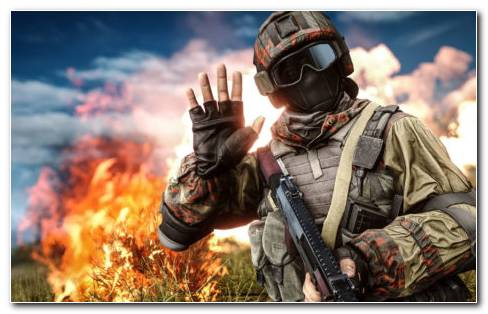 Battlefield 4 Gameplay HD Wallpaper