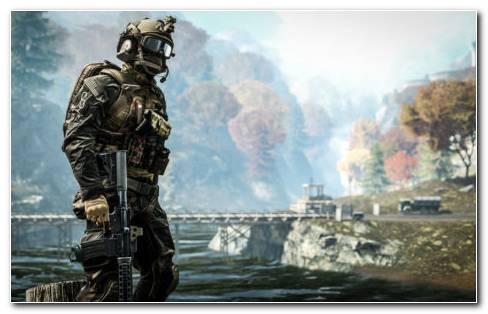Battlefield 4 guns HD wallpaper new