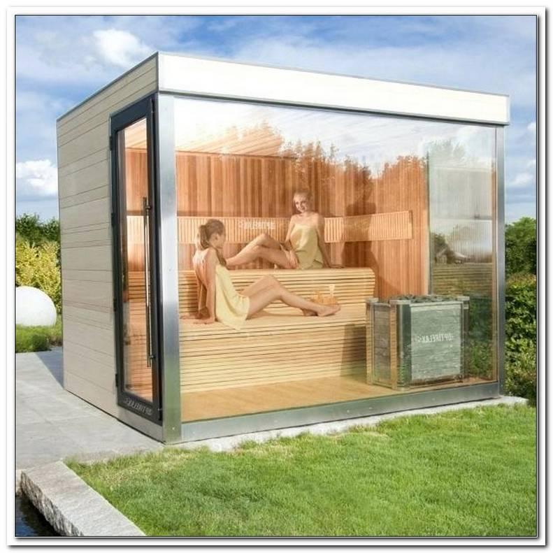 Baugenehmigung F?R Sauna Im Garten