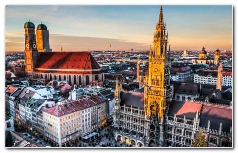 Bavaria Germany HD Wallpaper