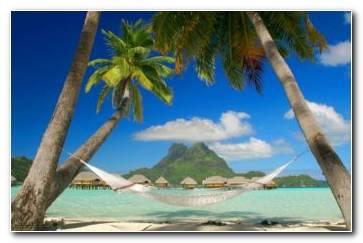 Beach Rest View Wallpaper 1920x1080 340x220