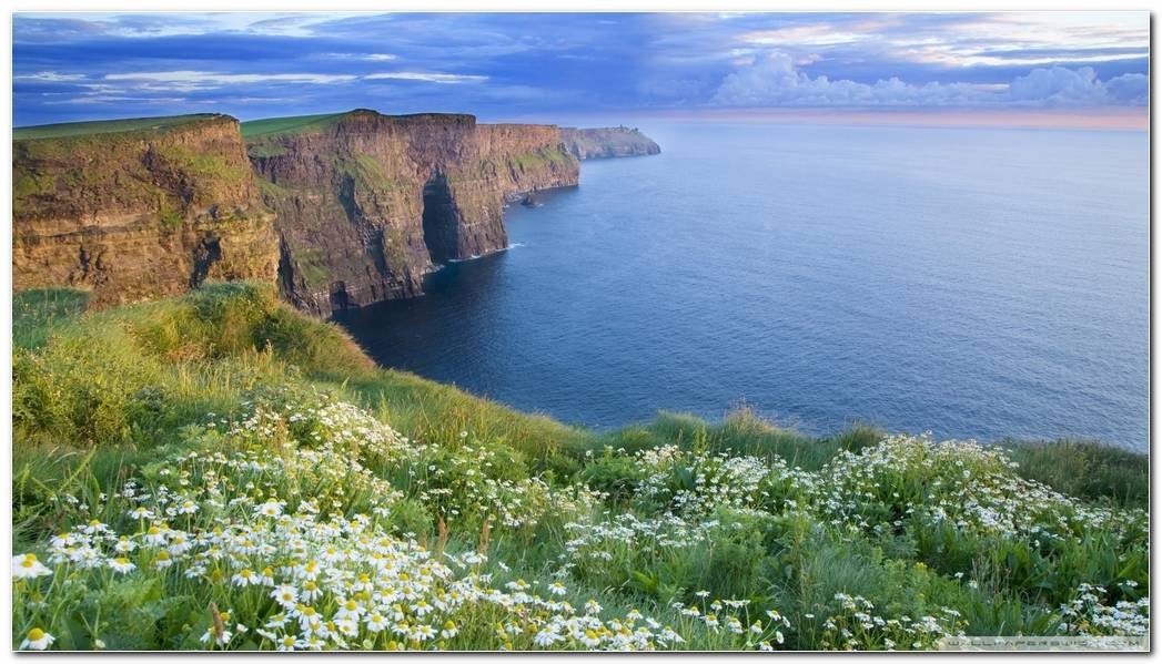 Beautiful Ireland Nature Wallpaper Background Desktop Image