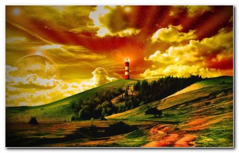 Beautiful Scenery HD Wallpaper