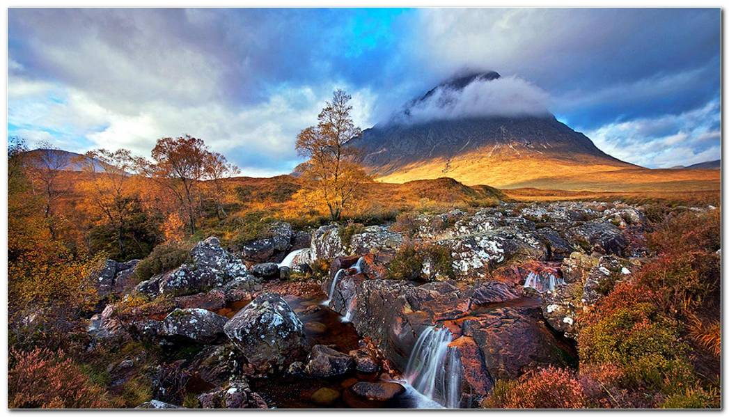 Beautiful Scottish Landscape Wallpapers Background Picture
