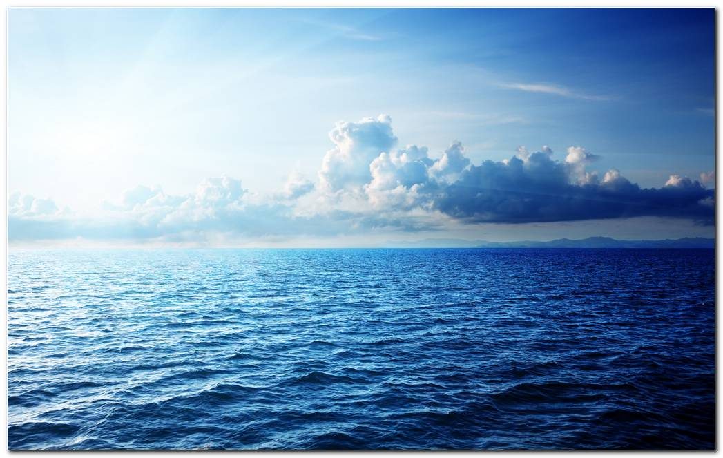 Beautiful Sea Wallpaper Background Picture