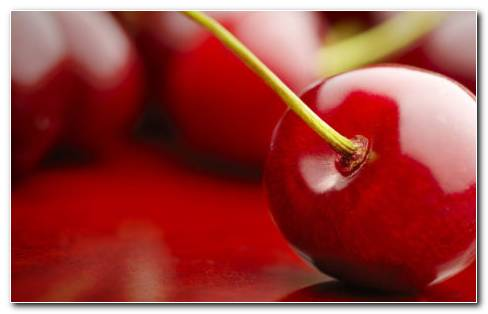 Beautiful Cherry HD Wallpaper