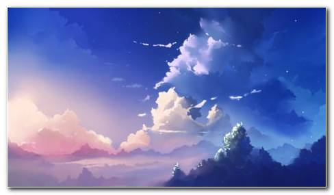 Beautiful Sky HD Wallpaper