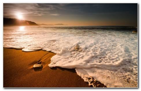Beauty Of Great Sand HD Wallpaper