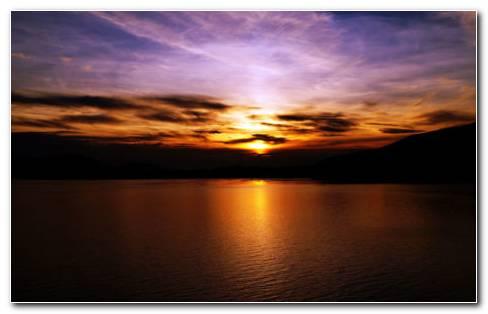 Beauty Of Horizon HD Wallpaper