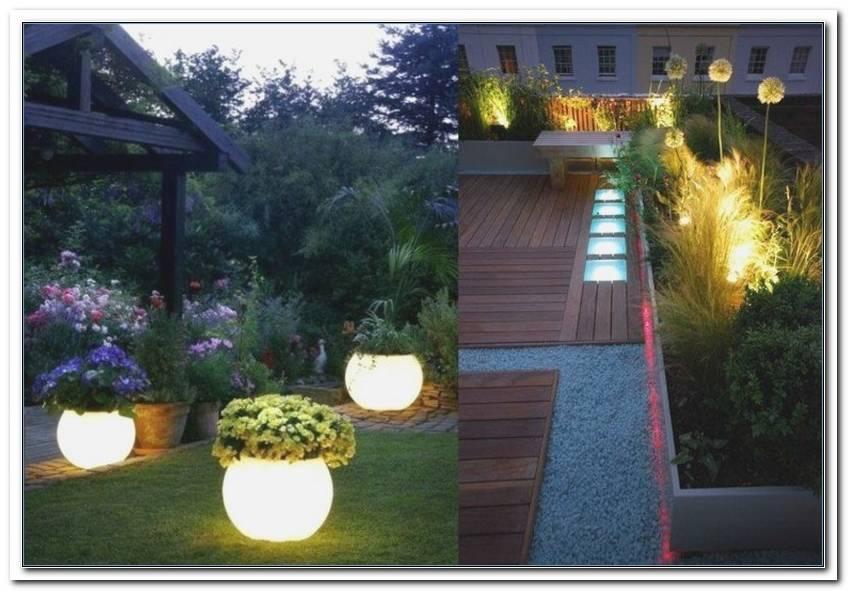 Beleuchtung F?R Garten