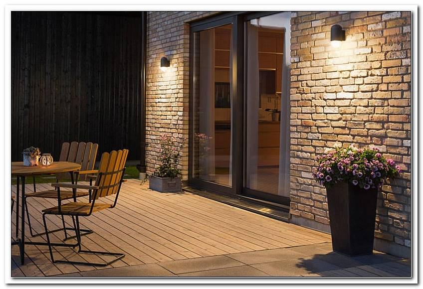 Beleuchtung F?R Terrasse