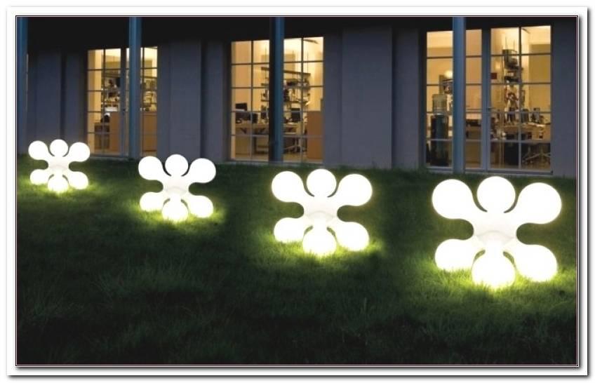Beleuchtung Garten Ohne Strom