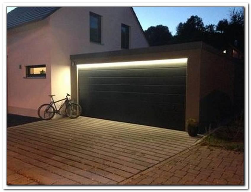 Beleuchtung In Garagen