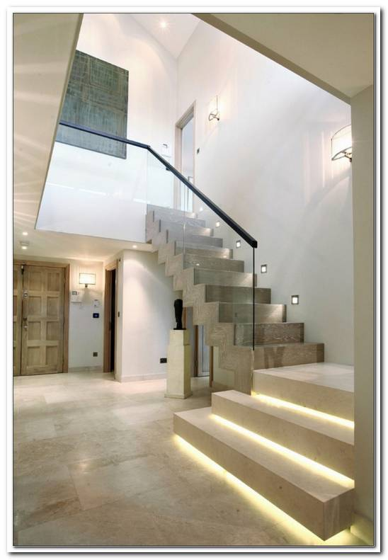 Beleuchtung Offenes Treppenhaus