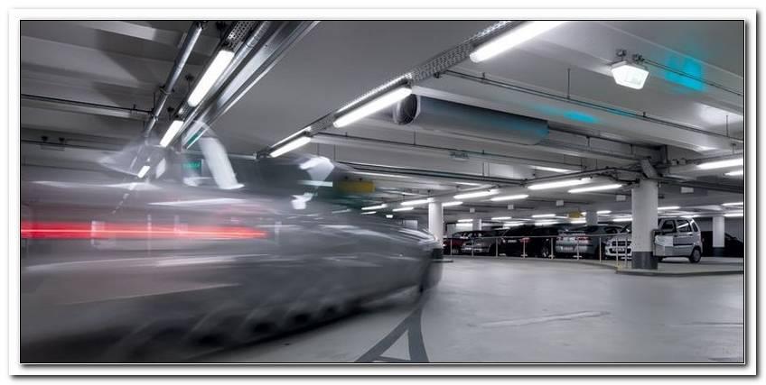 Beleuchtung Parkplatz Vorschriften