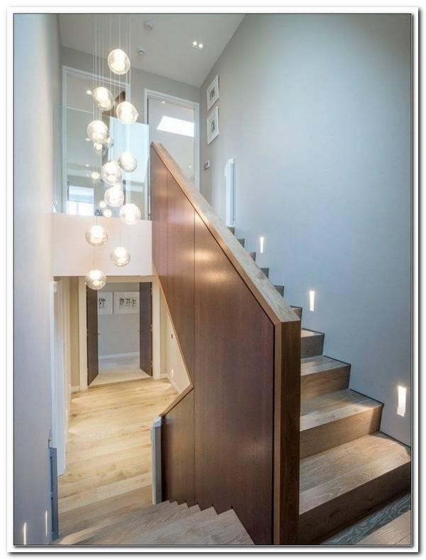 Beleuchtung Treppenaufgang Innen