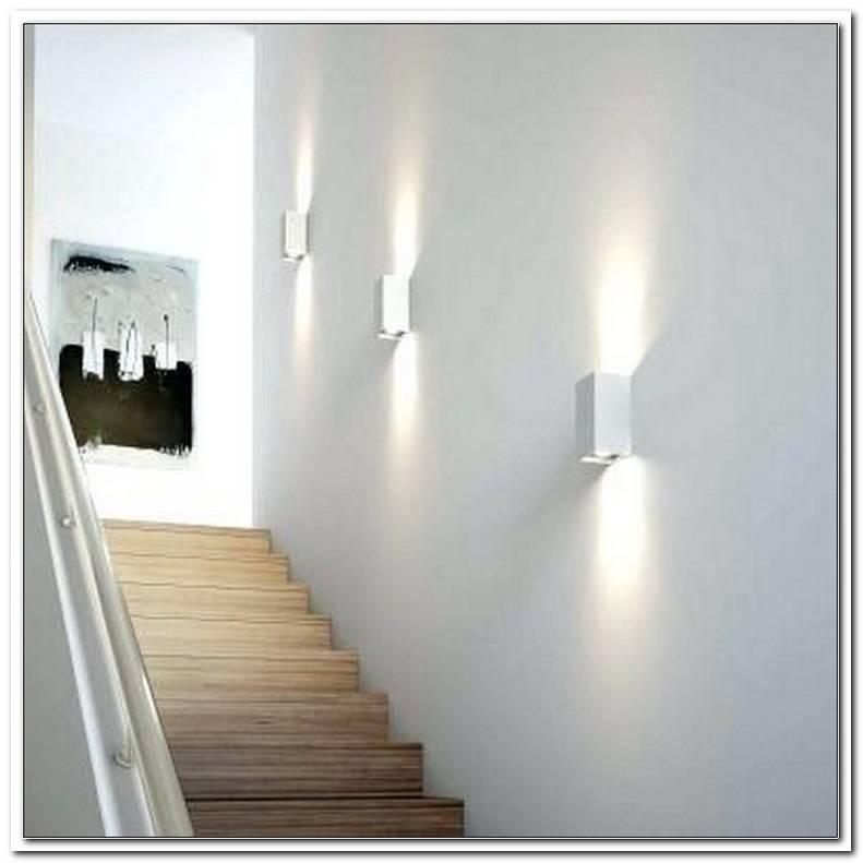 Beleuchtung Treppenhaus Lux