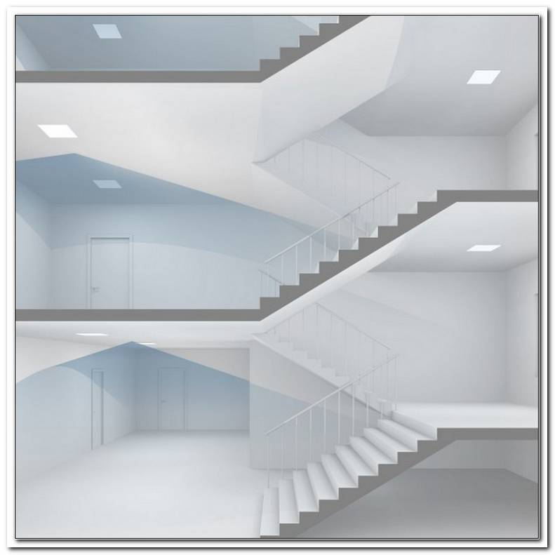 Beleuchtung Treppenhaus Mit Bewegungsmelder