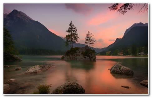 Berchtesgaden HD Wallpaper
