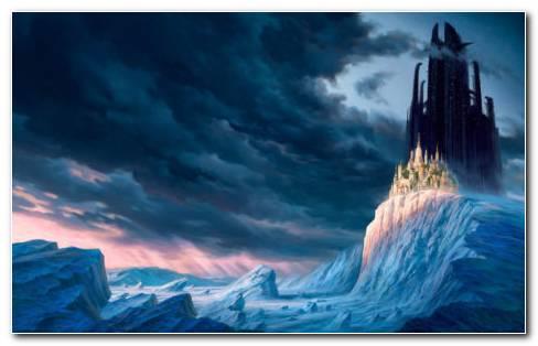 Best Fantasy Architecture HD Wallpaper