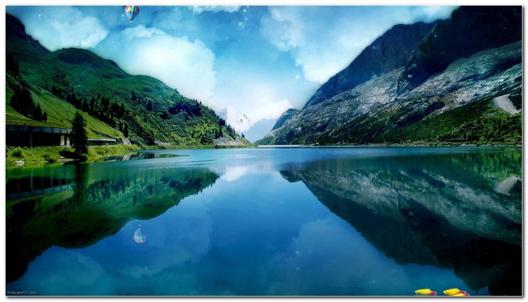 Best Landscape Background